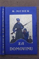 náhled knihy - Za domovinu : legionáři československé mládeži