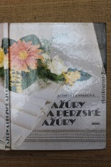 náhled knihy - Ažúry a perzské ažúry