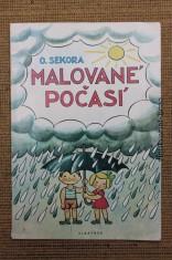 náhled knihy - Malované počasí