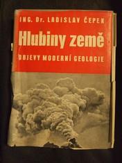 náhled knihy - Hlubiny země : Objevy moderní geologie