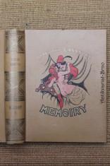 náhled knihy - Memoiry. Sv. II