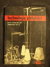 náhled knihy - Technologie pletařství : pro II. ročník OU a UŠ učební obor 1011 C