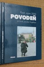 náhled knihy - Povodeň : Plzeň, srpen 2002