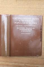 náhled knihy - Encyklopedie jazzu a moderní populární hudby. [Díl] III, Část jmenná. Československá scéna - osobnosti a soubory
