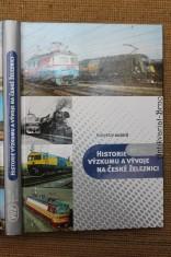 náhled knihy - Historie výzkumu a vývoje na české železnici