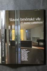 náhled knihy - Slavné brněnské vily : 77 domů s příběhem