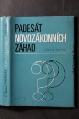 náhled knihy - Padesát novozákonních záhad
