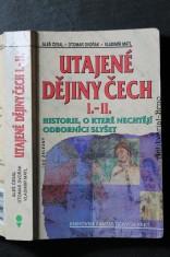 náhled knihy - Utajené dějiny Čech : historie, o které nechtějí odborníci slyšet