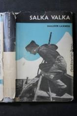 náhled knihy - Salka Valka : Islandské děvče : Román