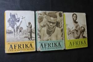 náhled knihy - Afrika snů a skutečnosti 1 + 2 + 3