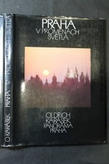náhled knihy - Praha v proměnách světla : [fot. publ.]