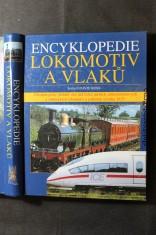 náhled knihy - Encyklopedie lokomotiv a vlaků : chronologický přehled více než tisíce parních, termomotorových a elektrických lokomotiv a jednotek od roku 1825 až do současnosti