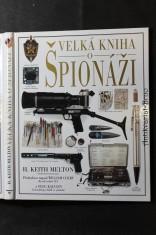 náhled knihy - Velká kniha o špionáži