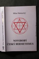 náhled knihy - Novodobý český hermetismus
