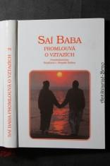 náhled knihy - [Saí Baba promlouvá]. Svazek 2, Saí Baba promlouvá o vztazích