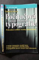 náhled knihy - Počítačová typografia a design dokumentů