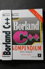 náhled knihy - Borland C++ : kompendium znalostí a zkušeností