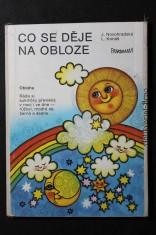 náhled knihy - Co se děje na obloze