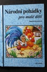 náhled knihy - Národní pohádky pro malé děti