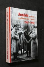náhled knihy - Armáda v zápase o politickou moc v letech 1945-1948