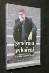náhled knihy - Syndrom vyhoření v práci a v osobním životě