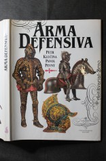 náhled knihy - Arma defensiva