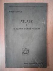 náhled knihy - Atlasz I. : Magyar Történelem