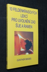 náhled knihy - 10 Feldenkraisových lekcí pro uvolnění zad, šíje a ramen