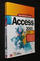 náhled knihy - Microsoft Office Access 2003 : podrobná uživatelská příručka