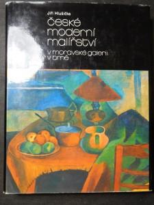 náhled knihy - České moderní malířství v Moravské galerii v Brně. Díl 1, Období 1890-1919