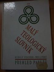 náhled knihy - Malý teologický slovník