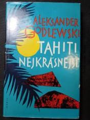 náhled knihy - Tahiti nejkrásnější