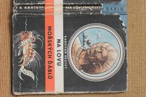 náhled knihy - Na lovu mořských ďáblů