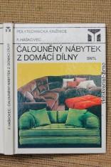 náhled knihy - Čalouněný nábytek z domácí dílny