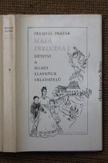 náhled knihy - Malá preludia : Dětství a mládí slavných skladatelů. 1. [díl]