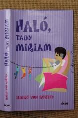 náhled knihy - Haló, tady Miriam
