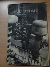 náhled knihy - Svět atomů