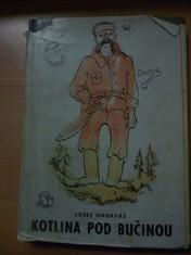 náhled knihy - Kotlina pod Bučinou