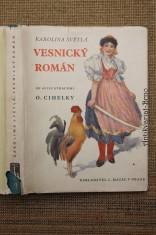 náhled knihy - Vesnický román