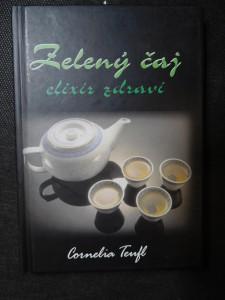 náhled knihy - Zelený čaj - elixír zdraví