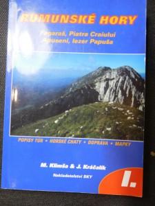 náhled knihy - Rumunské hory