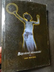 náhled knihy - Bájesloví slovanské