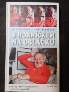 náhled knihy - S Horníčkem na obláčku : rozhovory s Miroslavem Horníčkem a s těmi, kteří ho měli rádi