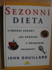náhled knihy - Sezonní dieta : vyřešení záhady, jak správně a přirozeně zhubnout