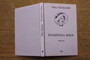 náhled knihy - Filozofka Mája : Dívčí román