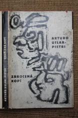 náhled knihy - Zbrocená kopí