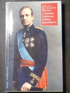 náhled knihy - Hovory s Juanem Carlosem, králem španělským