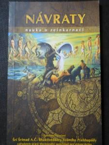 náhled knihy - Návraty : nauka o reinkarnaci