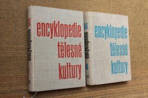 náhled knihy - Encyklopedie tělesné kultury.