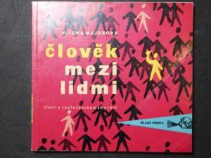 náhled knihy - Člověk mezi lidmi : Čtení o společenském chování